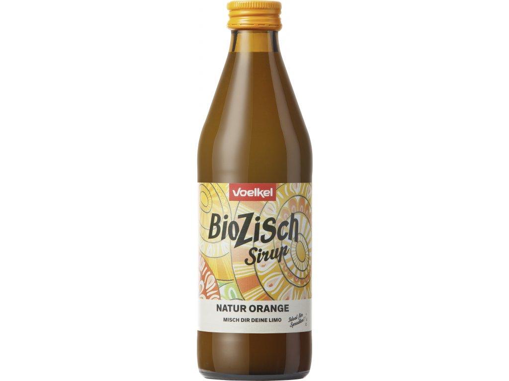 biozisch sirup natur orange 0,33 bio 2377500135