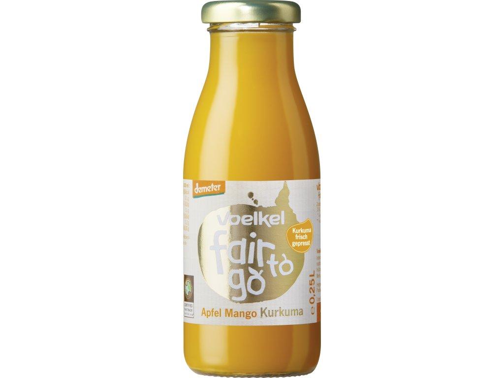 fair to go apfel mango kurkuma 0,25 demeter 2156800148
