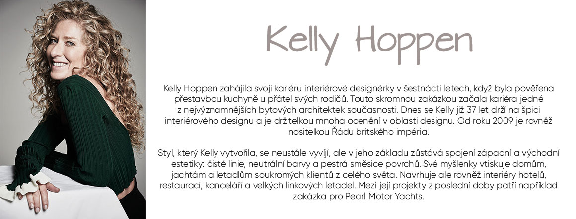 O Kelly Hoppen