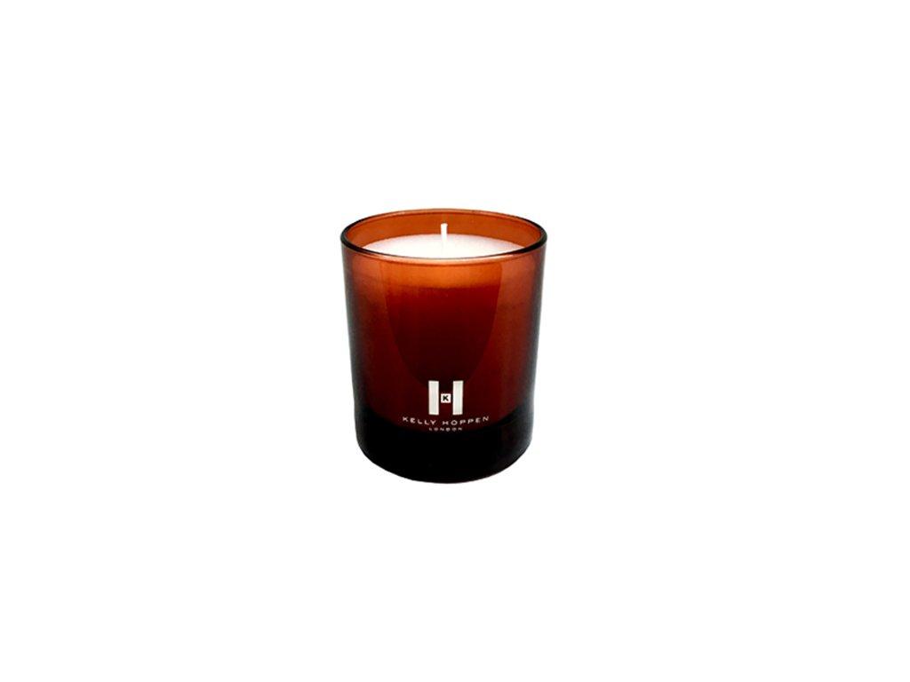 Luxusní 1 knotová svíčka Kelly Hoppen - Woodland Spice
