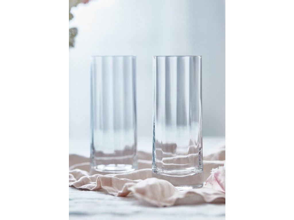 Optis sklenice na vodu vysoka detail