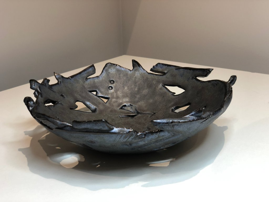 Dufek keramika Designová mísa - malá