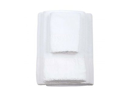 antibes towels white