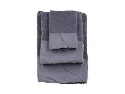 antibes towels anthracite
