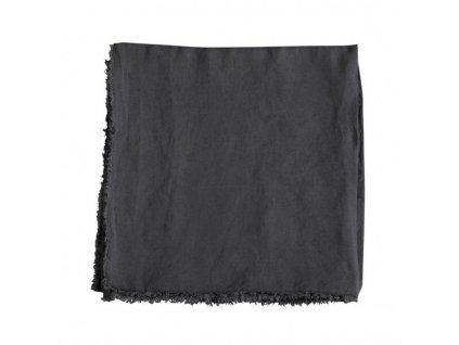 capri tablecloth anthracite