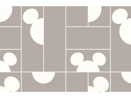Tapeta Kelly Hoppen Mickey Mosaic - béžová