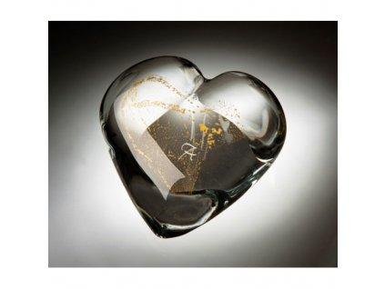 srdce zlato 500x500