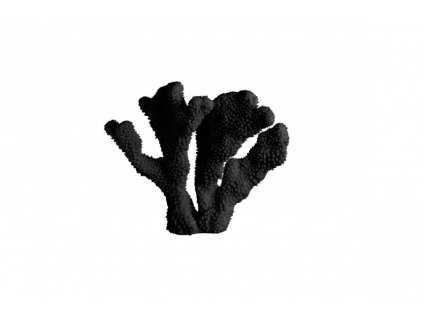 Pryskyřičný korál Kelly Hoppen - strom (černý)