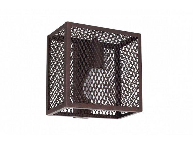 Nástěnné světlo Caged