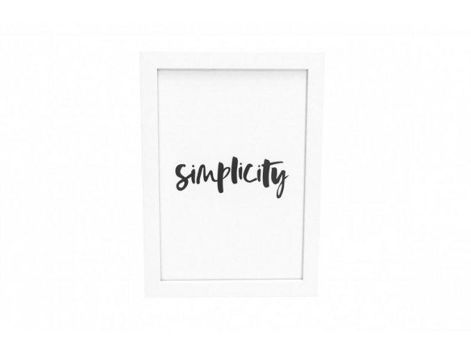 Obrázek Simplicity