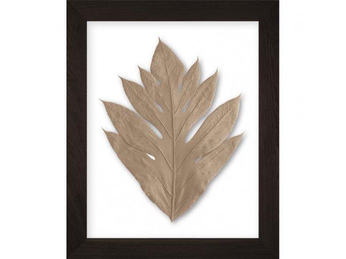 obraz arbre a pain taupe hnědý dub