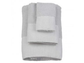 antibes towels light grey