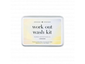 Work Out Wash kit
