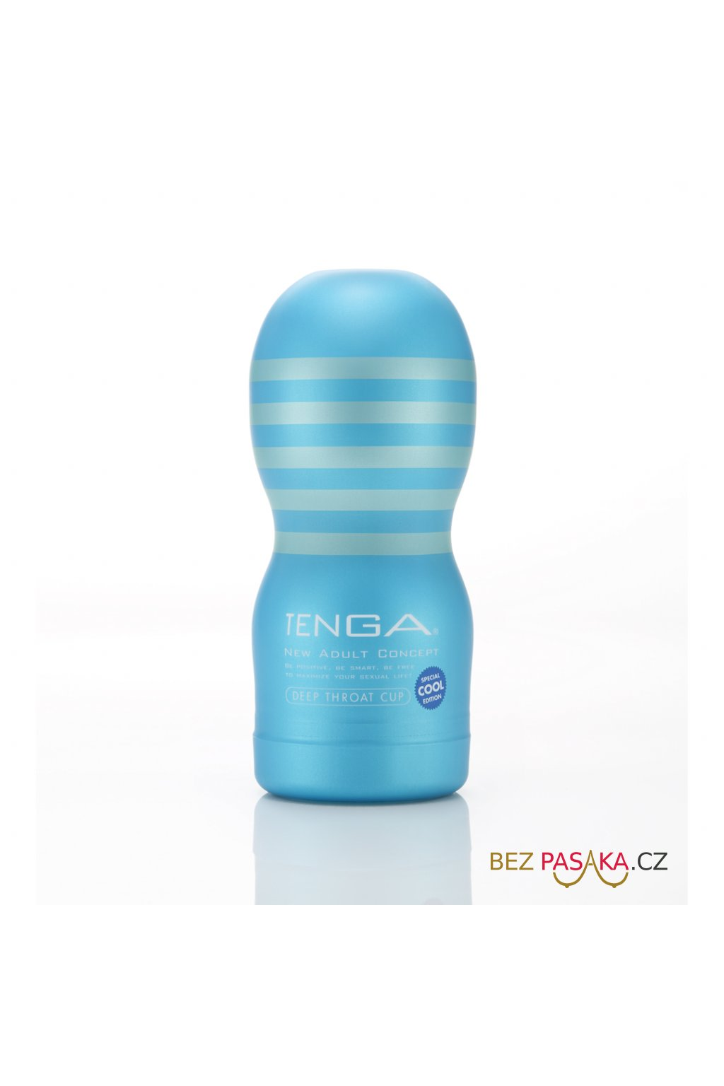 Tenga - Cool Edition (Typ Tenga - Cool Edition Soft Tube Cup)