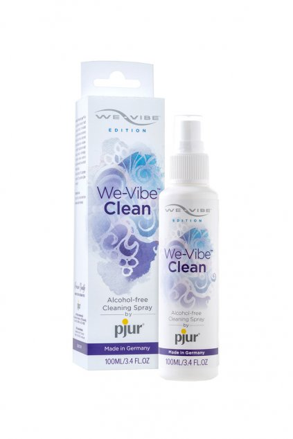 pjur we vibe clean cistici sprej 100 ml 1 bezpasaka.cz