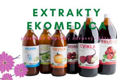 Extrakty EkoMedica