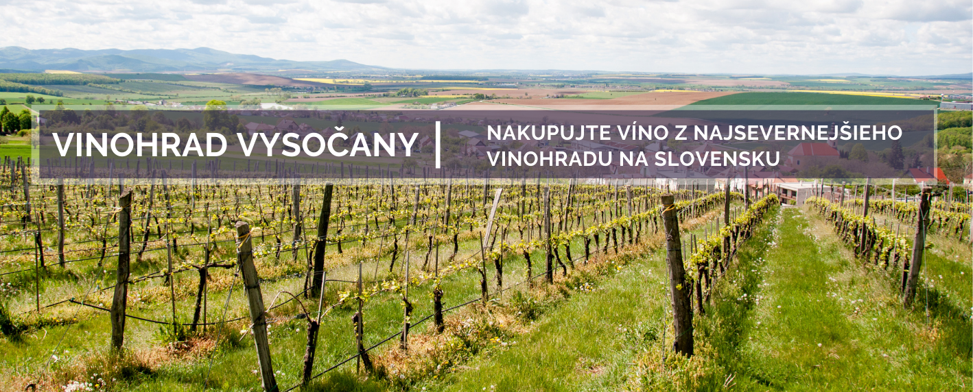 vinohrad vysocany vino eshop