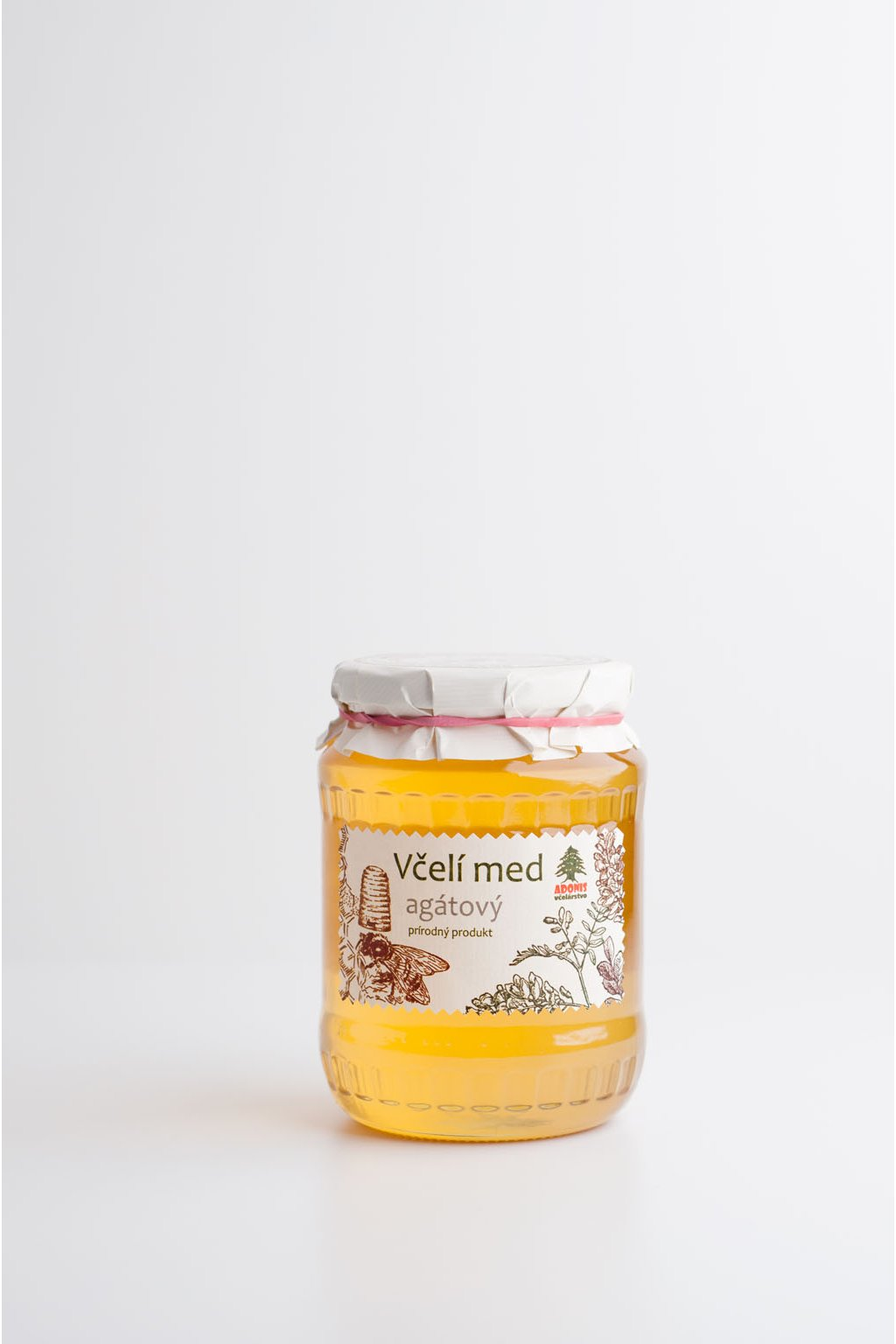 Agátový med - 900g
