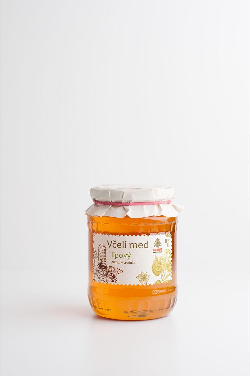 Lipový med - 900g