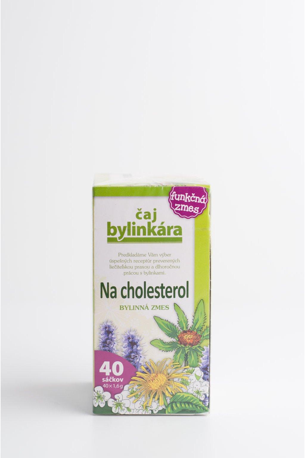 Na cholesterol - 40x1,6g