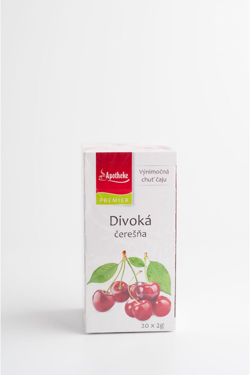 Divoká Čerešňa - 20x2g