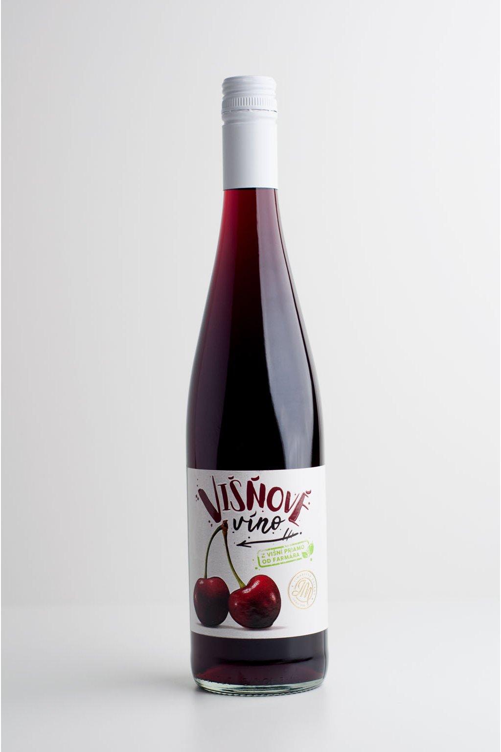 Višňové víno - 0,75l