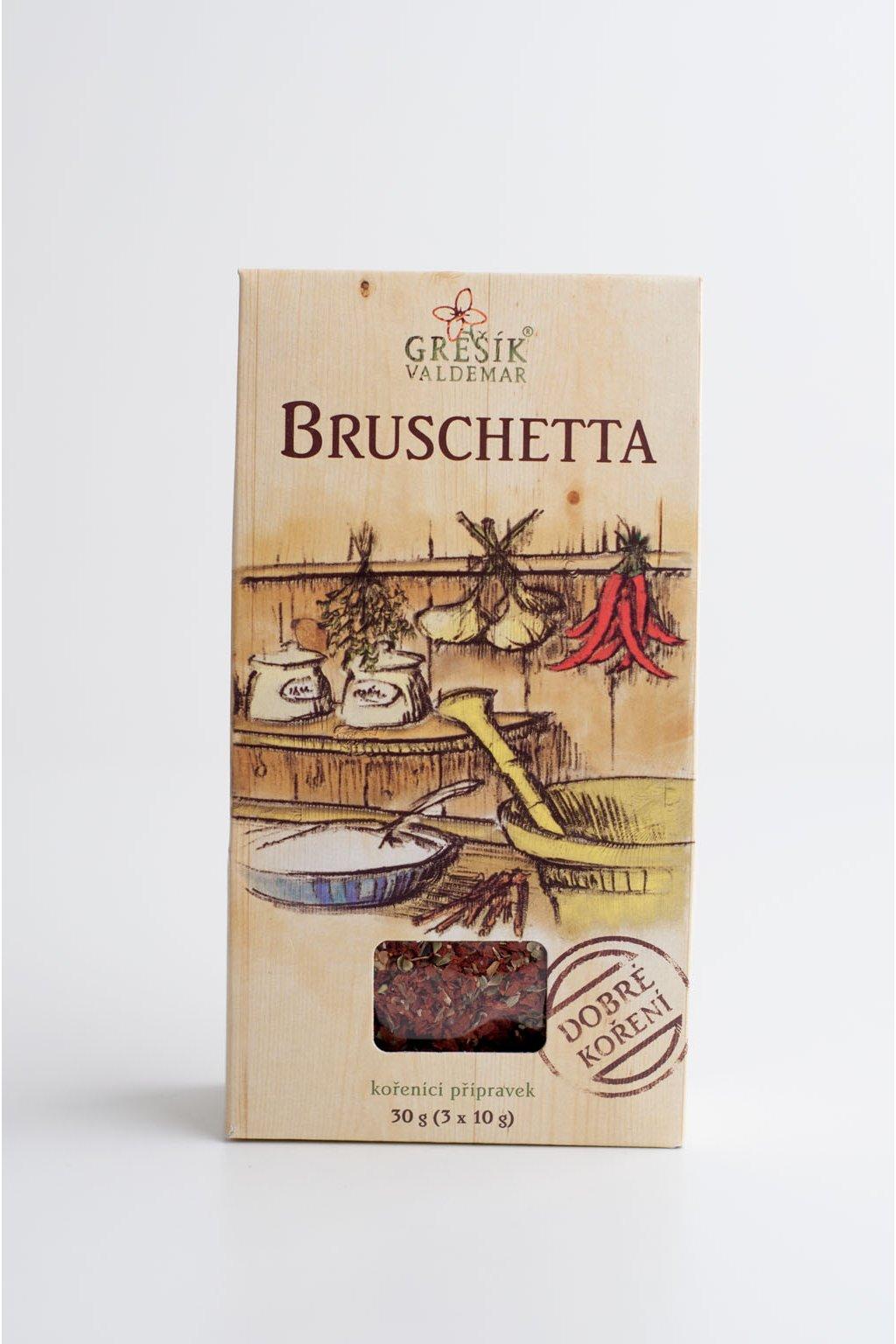 Bruschetta - 30g