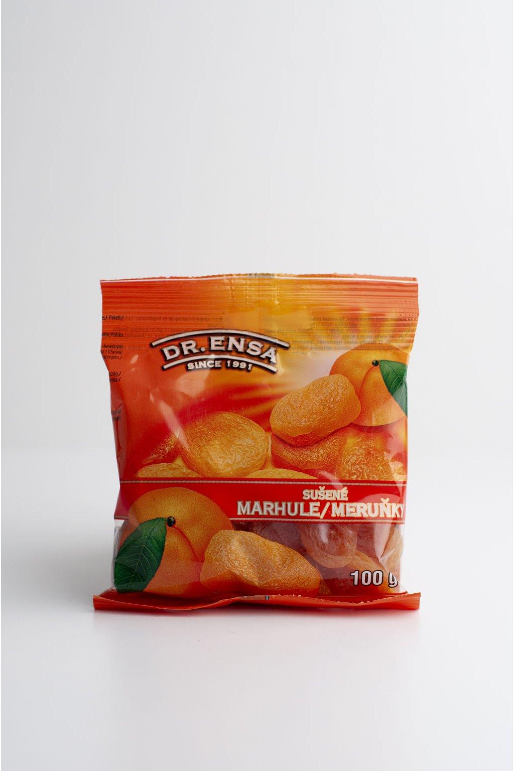 Sušené marhule - 100g