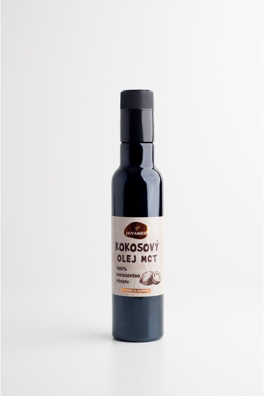 Kokosový olej MCT 100% - 0,25l