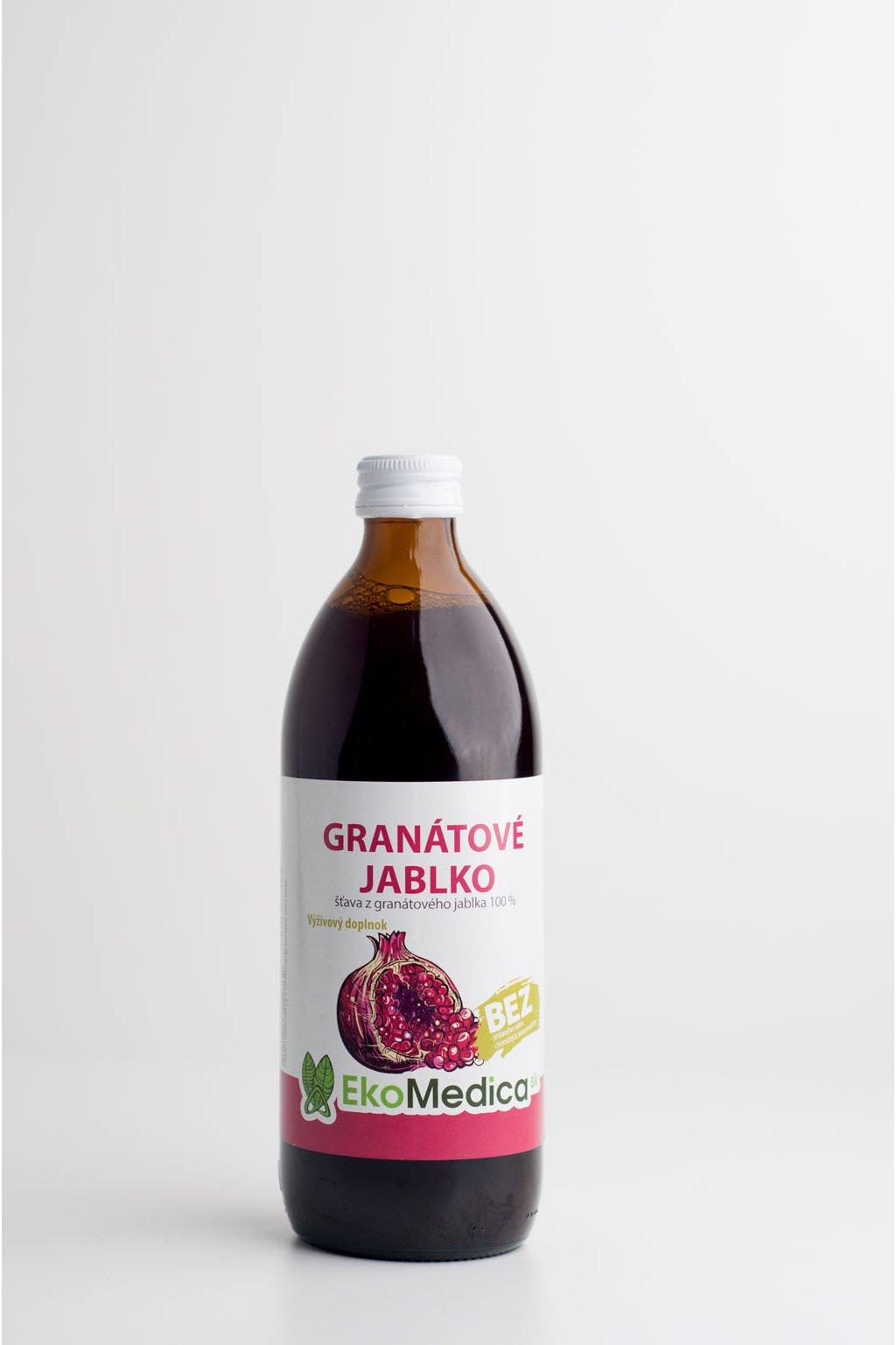 Granátové Jablko 100% - 0,5l