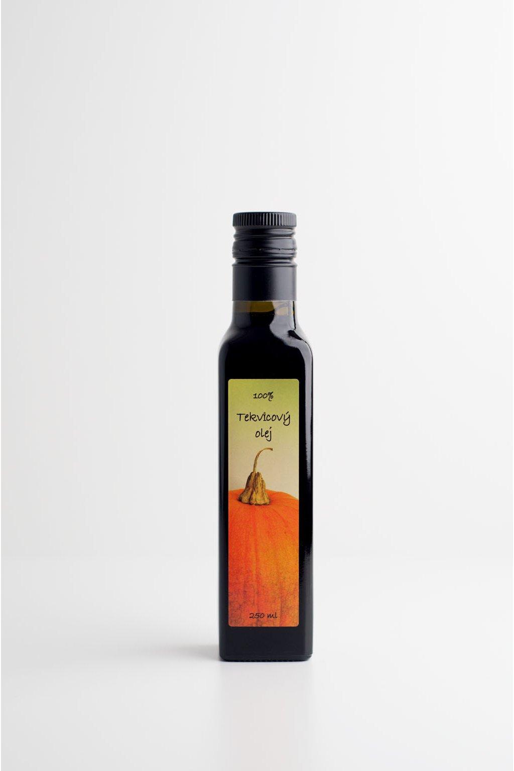 Tekvicový olej 100% - 0,25l