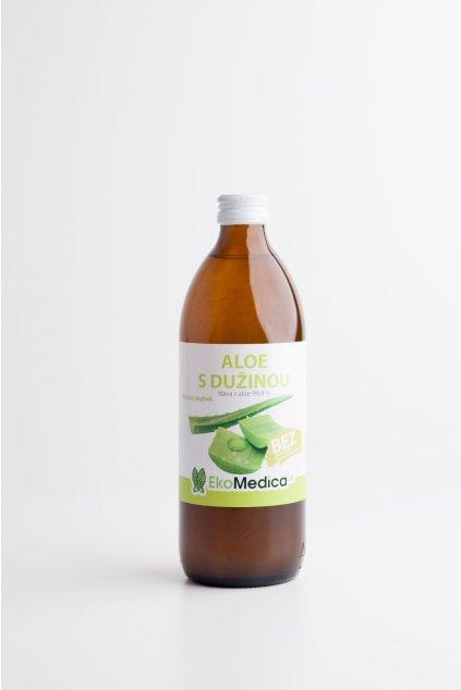 Aloe s dužinou 99,8% - 0,5l - 0,5l