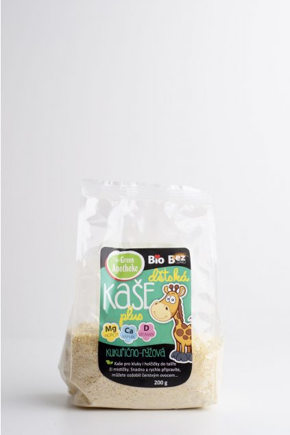 Rýžovo pšenová destká kaša - 200g