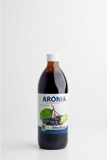 Arónia 100% - 0,5l
