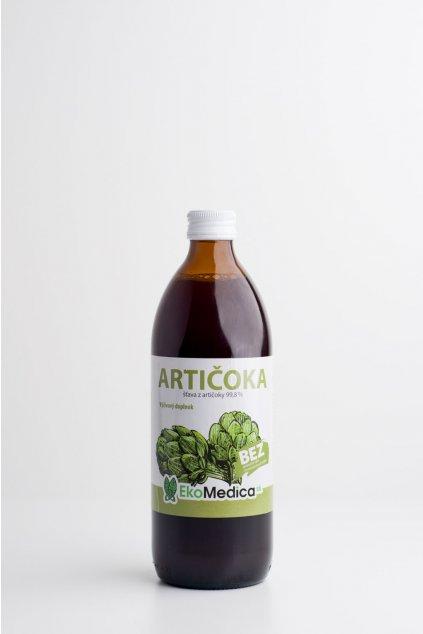 Artičoka 100% - 0,5l