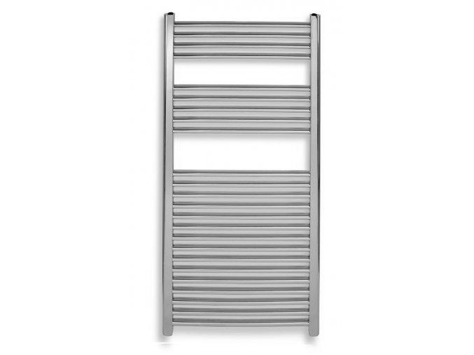NOVA OT 600/1800/R.0 koupelnový žebřík 60/180 cm chrom, rovný