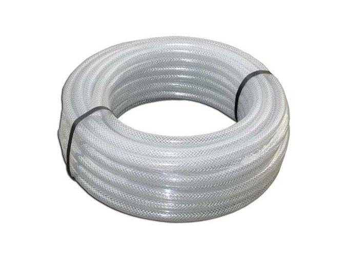 """PVC HZ 3/8 zahradní hadice 3/8"""", vnitřní průměr 10mm, venkovní průměr 14,5mm"""