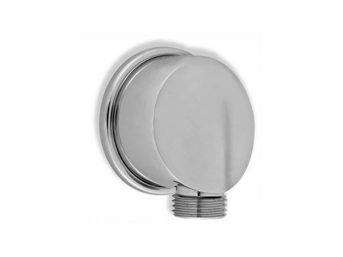 D/STĚNALUX stěnový vývod sprchy kovový