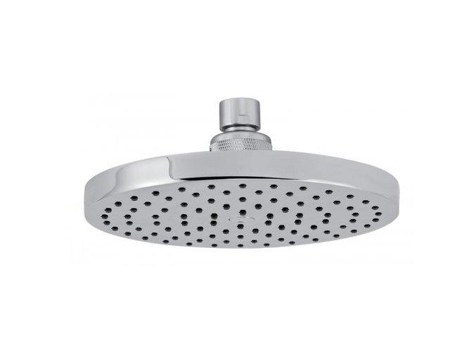 RUP/210.0 talířová sprchová růžice pro hlavovou sprchu, chrom