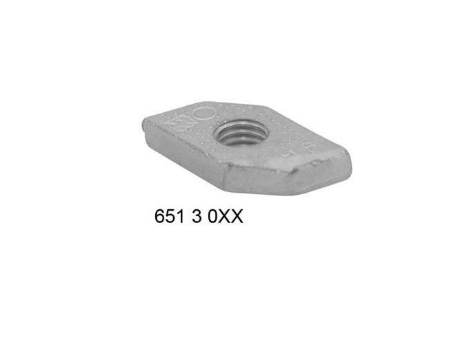 COR 651 3 008 kluzná matice M8