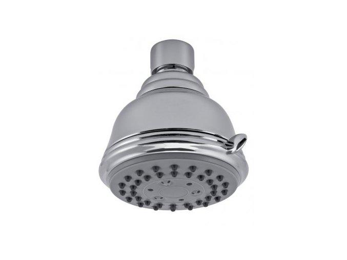 RUP/157.0 3-polohová sprchová růžice pro hlavovou sprchu, chrom