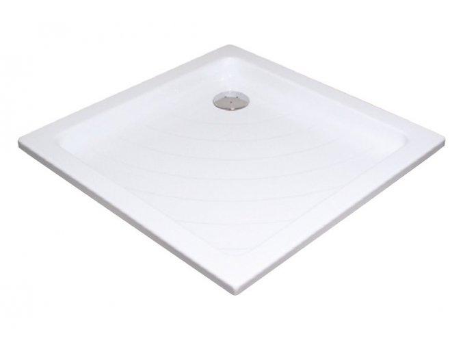 RAVAK ANGELA 80LA čtvercová sprchová vanička 80/80cm, akrylát