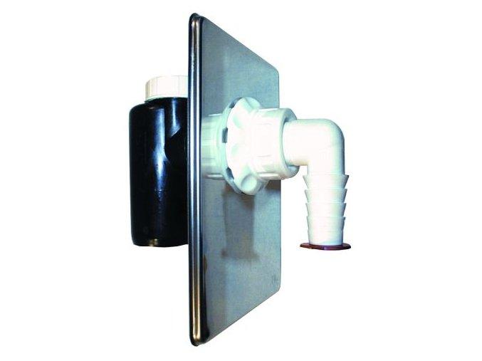 HL 440 podomítkový pračkový sifon