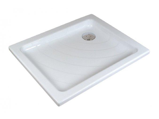 RAVAK ANETA 75/90LA obdélníková sprchová vanička 75/90cm, akrylát