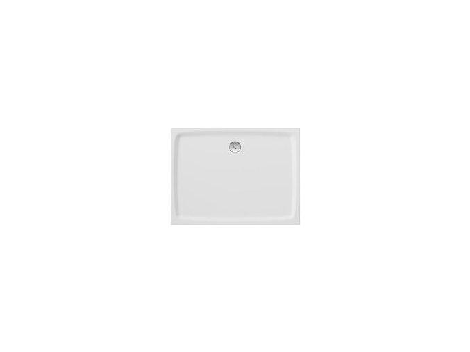 RAVAK GIGANT PRO 100/80FL obdélníková sprchová vanička 100/80cm, úmělý mramor