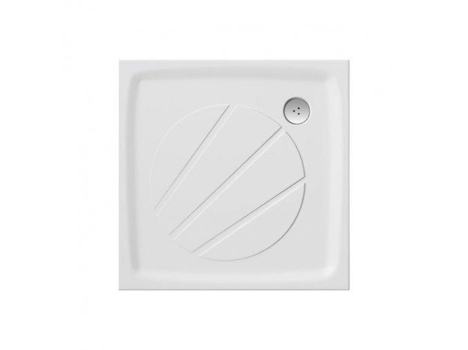 RAVAK PERSEUS PRO 100 čtvercová sprchová vanička 100/100cm, úmělý mramor