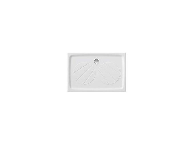 RAVAK GIGANT PRO 100/80 obdélníková sprchová vanička 100/80cm, úmělý mramor