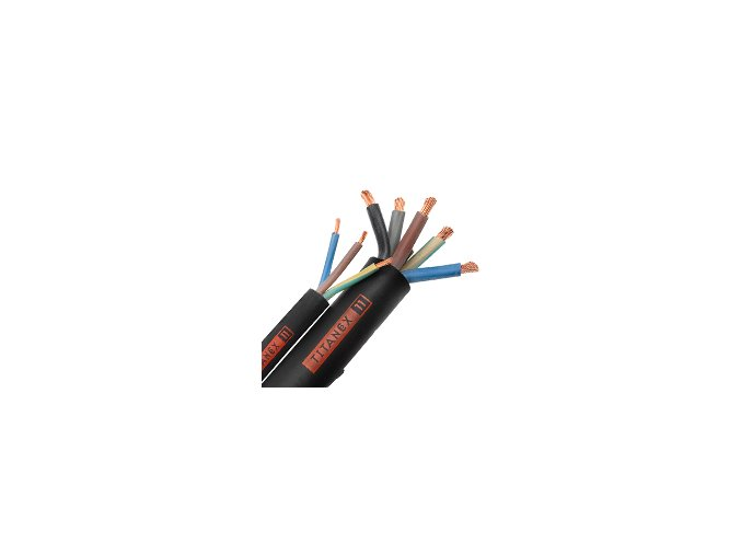 TITANEX H 07 RNF 4x1 třífázový kabel