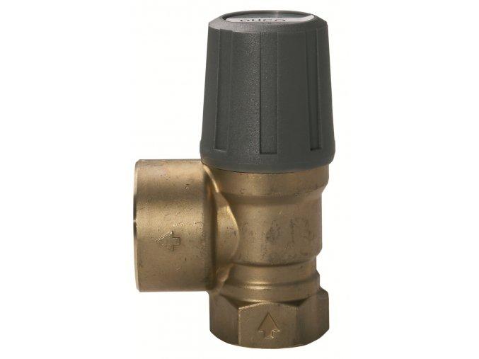 """ARM PV 25-6 pojistný ventil 1"""", 6 bar"""