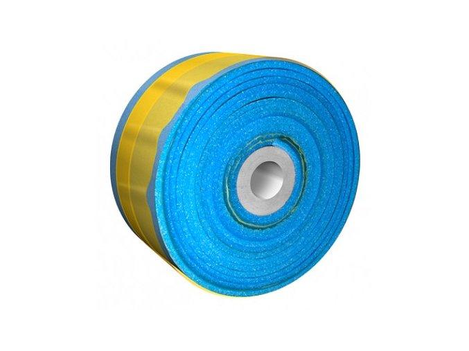 PODL speciální dilatační pás 8mm, samolepící, s fóliovým límcem a nářezy